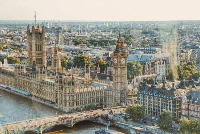 De Big Ben in Londen, Engeland | Populaire Engelse namen